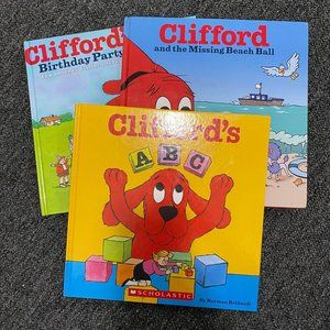 Clifford Hardcover Book Lot